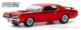 Mercury  - Cougar 1970 red - 1:64 - GreenLight - 37200F - gl37200F | The Diecast Company