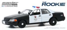 Ford  - Crown Victoria 2008  - 1:43 - GreenLight - 86586 - gl86586 | The Diecast Company