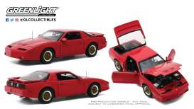 Pontiac  - Turbo 1988 red - 1:18 - GreenLight - 13577 - gl13577 | The Diecast Company