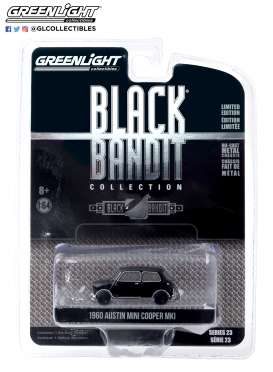Austin  - Mini Cooper 1960 black - 1:64 - GreenLight - 28030A - gl28030A | The Diecast Company