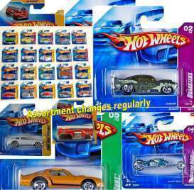 Assortment/ Mix  - 2020 various - 1:64 - Hotwheels - 5785-97BK - hwmv5785-97BK | The Diecast Company