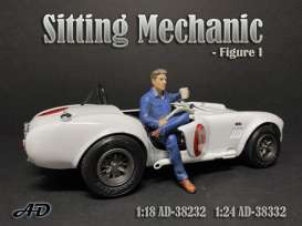 Figures  - 2020  - 1:24 - American Diorama - 38332 - AD38332 | The Diecast Company