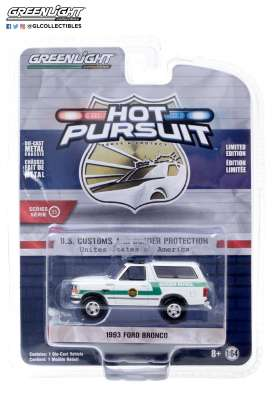 Ford  - Bronco 1993  - 1:64 - GreenLight - 42920D - gl42920D | The Diecast Company