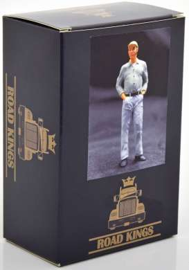 diorama Figures - 1:18 - Road Kings - a001 - rk18a001 | The Diecast Company