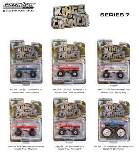 Assortment/ Mix  - various - 1:64 - GreenLight - 49070 - gl49070 | The Diecast Company
