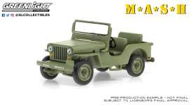 Willys  - M38 1950  - 1:43 - GreenLight - 86594 - gl86594 | The Diecast Company