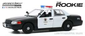 Ford  - Crown Victoria 2008  - 1:24 - GreenLight - 84111 - gl84111 | The Diecast Company