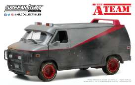 GMC  - Vandura 1983  - 1:24 - GreenLight - 84112 - gl84112 | The Diecast Company