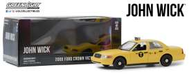 Ford  - Crown Victoria 2008  - 1:24 - GreenLight - 84113 - gl84113 | The Diecast Company