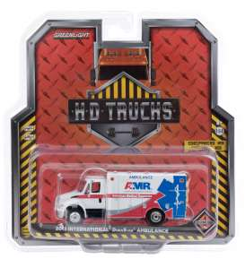 International  - Durastar 2013 white/red/blue - 1:64 - GreenLight - 33190A - gl33190A | The Diecast Company