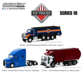 Assortment/ Mix  - various - 1:64 - GreenLight - 45100 - gl45100 | The Diecast Company