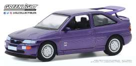 Ford  - Escort RS 1994 violet - 1:64 - GreenLight - 47080D - gl47080D | The Diecast Company