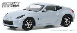 Nissan  - 370Z 2020 silver - 1:64 - GreenLight - 47080F - gl47080F | The Diecast Company