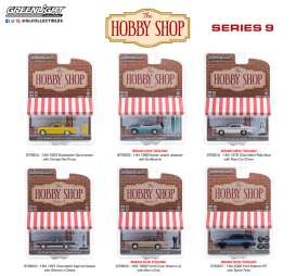 Assortment/ Mix  - various - 1:64 - GreenLight - 97090 - gl97090 | The Diecast Company