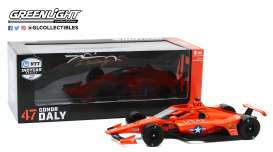 Honda  - 2020 orange - 1:18 - GreenLight - 11090 - gl11090 | The Diecast Company