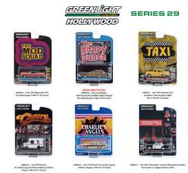 Assortment/ Mix  - various - 1:64 - GreenLight - 44890 - gl44890 | The Diecast Company