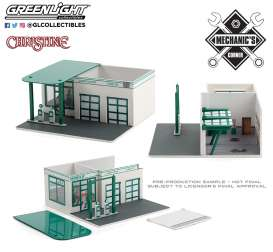 diorama Accessoires - various - 1:64 - GreenLight - 57072 - gl57072 | The Diecast Company