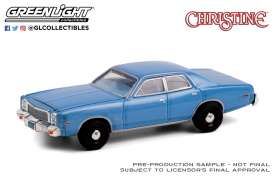 Plymouth  - Fury 1977 red/white - 1:64 - GreenLight - 44900B - gl44900B | The Diecast Company