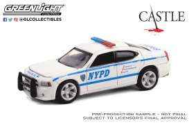 Dodge  - Charger LX 2006  - 1:64 - GreenLight - 44900D - gl44900D | The Diecast Company