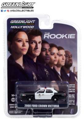 Ford  - Crown Victoria 2008  - 1:64 - GreenLight - 44900F - gl44900F | The Diecast Company
