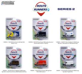 Assortment/ Mix  - various - 1:64 - GreenLight - 53020 - gl53020 | The Diecast Company