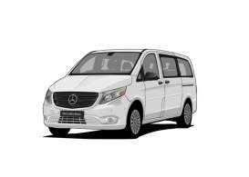 Mercedes Benz  - Vito 2020 white - 1:64 - Era - MB20VITSP17 - Era20VITSP17 | The Diecast Company