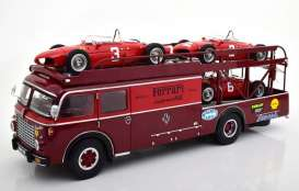 Fiat  - 642 RN2 1957 red - 1:18 - CMR - cmr140 - cmr140 | The Diecast Company