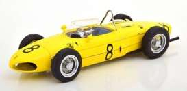 Ferrari  - 156 Sharknose 1961 yellow - 1:18 - CMR - cmr171 - cmr171 | The Diecast Company