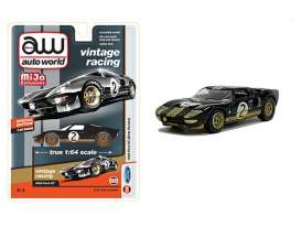Ford  - GT 1965 black - 1:64 - Auto World - CP7652 - AWCP7652 | The Diecast Company