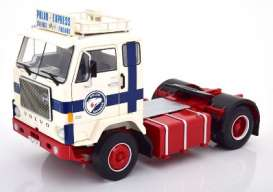 Volvo  - F88 1965 white/red/blue - 1:18 - Road Kings - 180063 - rk180063 | The Diecast Company