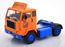 Volvo  - F88 1965 orange/blue - 1:18 - Road Kings - 180062 - rk180062 | The Diecast Company