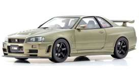 Nissan  - Nismo green - 1:18 - OttOmobile Miniatures - otM834 - ottoM834 | The Diecast Company