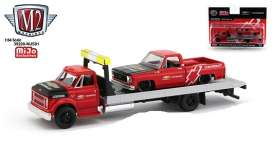 Chevrolet  - red/black - 1:64 - M2 Machines - 39200MJS01 - M2-39200MJS01 | The Diecast Company