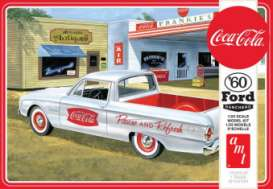 Ford  - Ranchero 1960  - 1:25 - AMT - s1189 - amts1189 | The Diecast Company