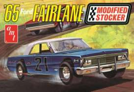Ford  - Fairlane 1965  - 1:25 - AMT - s1190 - amts1190 | The Diecast Company