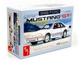 Ford  - Mustang 1988  - 1:25 - AMT - s1216 - amts1216 | The Diecast Company