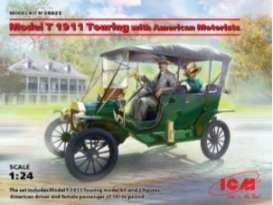 Ford  - 1911  - 1:24 - ICM - 24025 - icm24025 | The Diecast Company