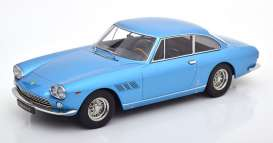 Ferrari  - 330 GT 1964 light blue - 1:18 - KK - Scale - 180423 - kkdc180423 | The Diecast Company