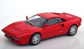 Ferrari  - 288 GTO 1984 red - 1:18 - KK - Scale - 180411 - kkdc180411 | The Diecast Company