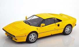 Ferrari  - 288 GTO 1984 yellow - 1:18 - KK - Scale - 180413 - kkdc180413 | The Diecast Company