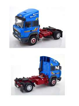Iveco  - Turbo Star 1988 blue - 1:18 - Road Kings - 180072 - rk180072 | The Diecast Company