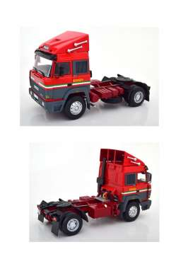 Iveco  - Turbo Star 1988 red - 1:18 - Road Kings - 180073 - rk180073 | The Diecast Company