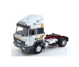 Iveco  - Turbo Star 1988 silver - 1:18 - Road Kings - 180074 - rk180074 | The Diecast Company