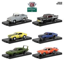 Assortment/ Mix  - various - 1:64 - M2 Machines - 11228-65 - M2-11228-65 | The Diecast Company