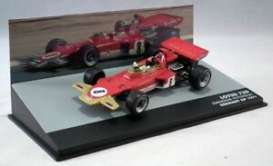 Lotus  - 72D red/gold - 1:43 - Magazine Models - magkF1Eme8 | The Diecast Company