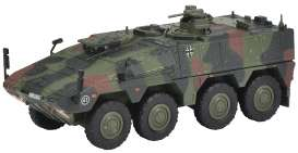 Military Vehicles  - camouflage - 1:87 - Schuco - 26524 - schuco26524 | The Diecast Company