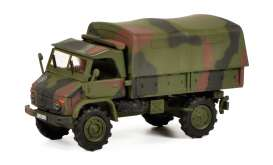 Military Vehicles  - camouflage - 1:87 - Schuco - 26527 - schuco26527 | The Diecast Company