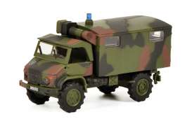 Military Vehicles  - camouflage - 1:87 - Schuco - 26528 - schuco26528 | The Diecast Company