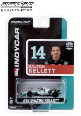 Chevrolet  - 2020 green/white - 1:64 - GreenLight - 10881 - gl10881 | The Diecast Company