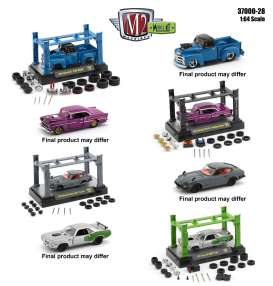 Assortment/ Mix  - various - 1:64 - M2 Machines - 37000-28 - M2-37000-28 | The Diecast Company